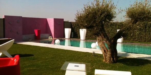 Een overloopzwembad wat is dat for Piscine miroir reflea