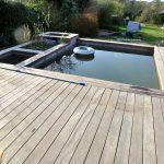 margelles piscine