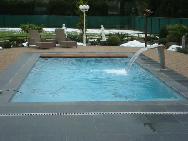 Kies de juiste accessoires bij het zwembad for Piscine en inox