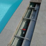 installation d'un volet de piscine