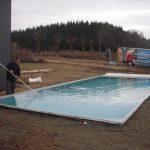 duikklaar zwembad