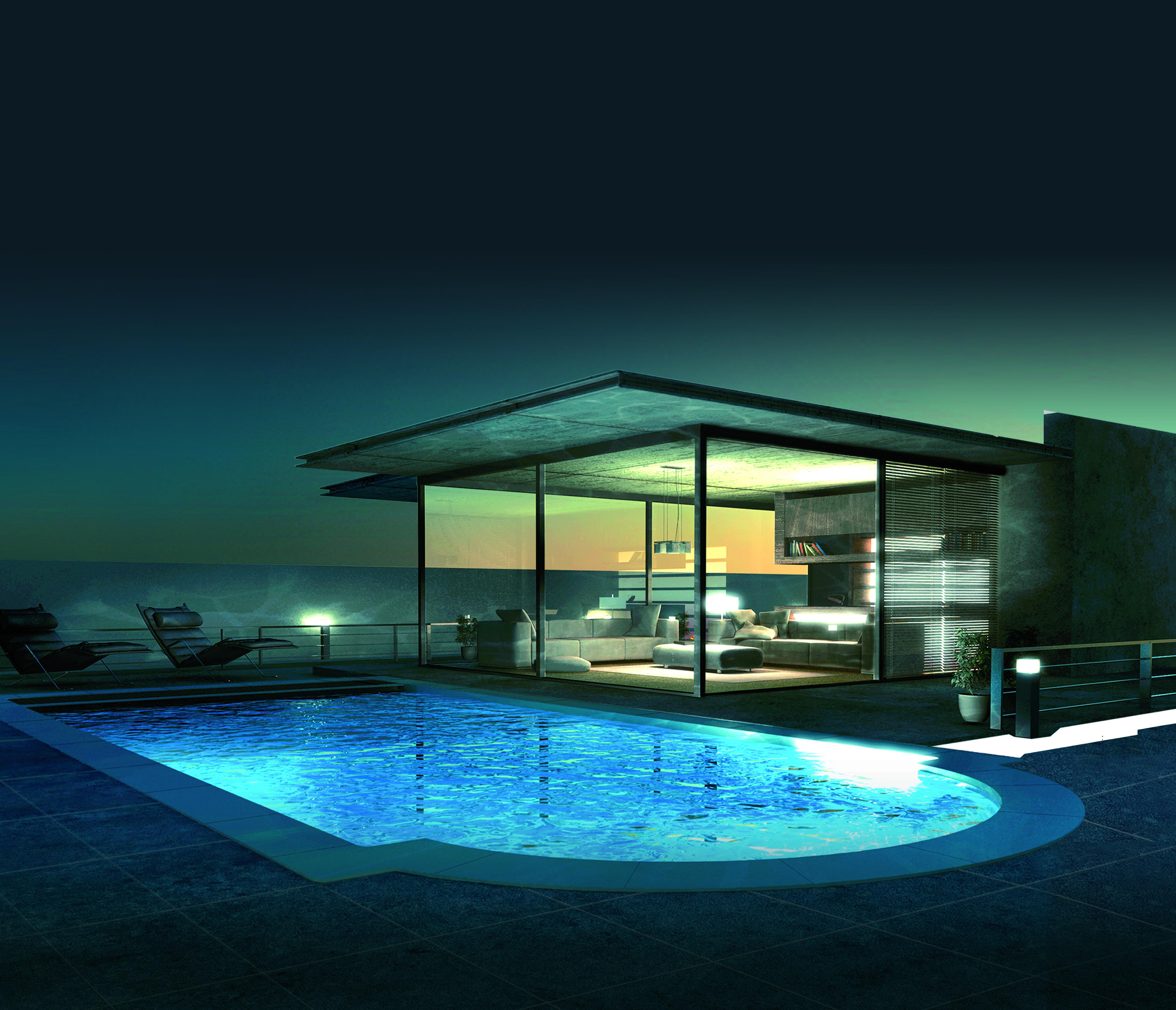 Binnenzwembad op 365 dagen per jaar waterpret lpw pools for Binnenzwembad bouwen
