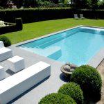 Voor- en nadelen van een betonnen zwembad