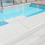 Vergelijking polyester zwembad en liner zwembad