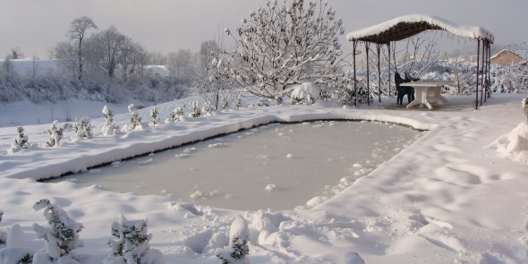 Hoe maak je je zwembad winterklaar?