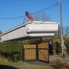 Suivre l'installation d'une piscine monocoque pas à pas