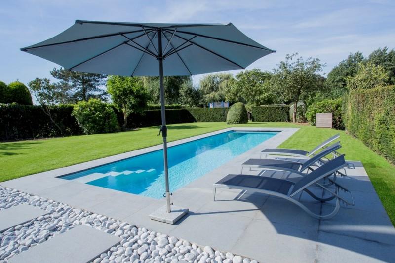 Canal de nage la piscine pour les sportifs lpw pools magazine for Zwembad desing