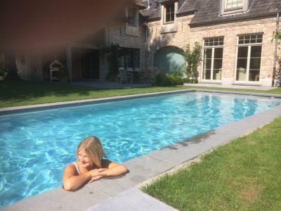 De aanleg van uw zwembad - LPW Pools