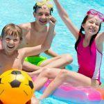 De 7 leukste spelletjes voor kinderfeestjes aan het zwembad