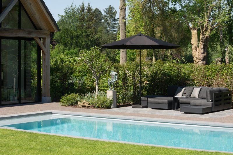 5 redenen om voor een monoblock zwembad te kiezen boven for Monoblock zwembad