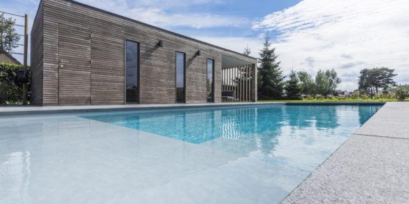 Een privézwembad kiezen in de winter? De perfecte timing!