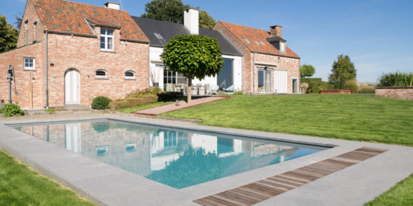 Een monoblok zwembad: de voordelen op een rijtje